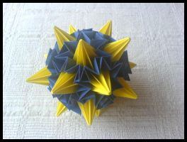 Kusudama by lonely--soldier