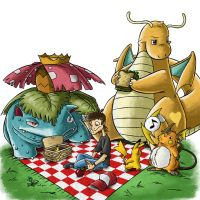 Pokemon Picnic