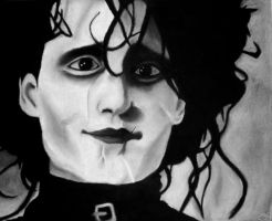 Edward Scissorhands by Redundantthoughts