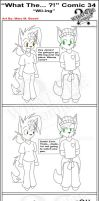 """What The"" Comic 34 by TomBoy-Comics"