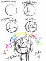 How to draw Amy by Nino5571