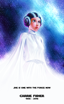 Princess Leia by MatMadness