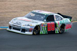 Qualifying Run: Dale Earnhardt Jr. by SharkHarrington