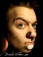 16mm Nostrils by BrandonWolbers