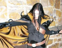 Vampire Hunter D Cosplay 3 by Vlad-the-Woiwode