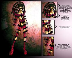 GaGa Fashion 28 by Nellista