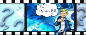 Opinion Poll Banner by JeremyHovan81