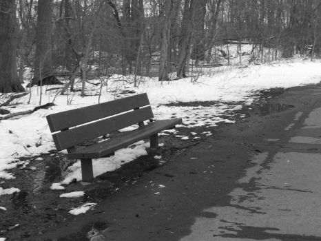 Filthy Bench by Pernicious0