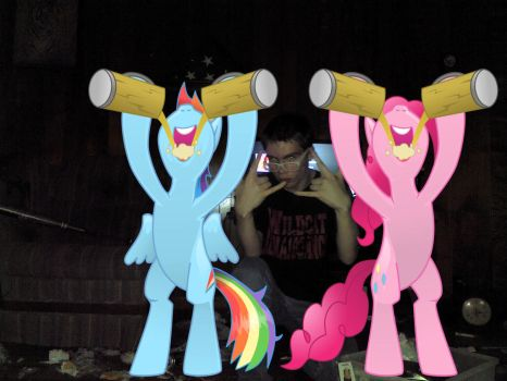 (PIRL) Me And My Ponies Love to Party by brony4all