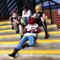 Group cosplay `01.1 ~ Manifest 2013 by Wingsonde