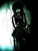 Whats in the darkness by pumpkin-juice-pops
