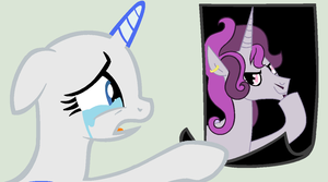 Mesmeric's Fangirl (Collab) by wezzie1
