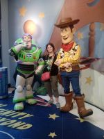 .:.Me with Woody and Buzz.:. by CottonCatTailToony