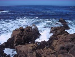 Water and Rock 2 by CRStock