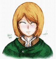 A Tribute to Petra Ral by kevz10