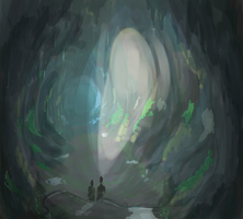 The Crystal Cave of Africa by Boxpet
