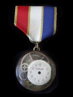 Time Guardian medal by LuckyKojak