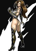 WitchBlade Prestige Series Commission by Thuddleston