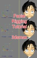 3Dsmax Face Rigging Tutorial by Athey