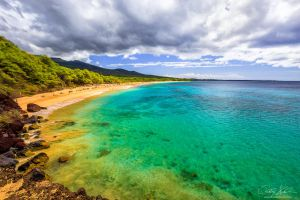 Makena Watercolors by AndrewShoemaker