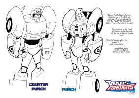 TFA Punch CounterPunch Design by TheBoo