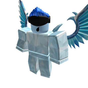 Neo's Ice Form by NeoRBLX
