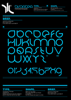 Disorder font by frantcdisorder619