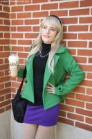 Gwen Stacy: Lost In Thought by HarleyTheSirenxoxo