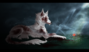 Children of my blood. Screaming spirit by Hainekami
