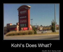 kohls does what?????? by Forest-skunk