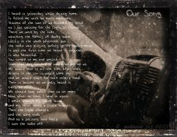 Our Song Visual Poem by meljoy68