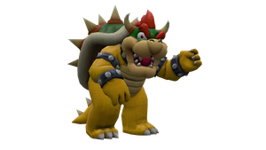 Bowser by ItsameWario48
