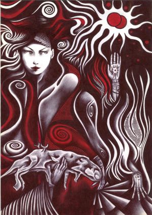 hecate by lisa-im-laerm