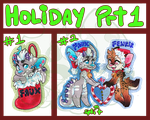 HOLIDAY.BADGE.PRICES.PRT1::..+ OPEN by Uriko44