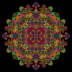 Mandala Color Cycle Gif by Dridon