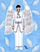 Guardian Angel: Elliot Tapia by Lily-de-Wakabayashi