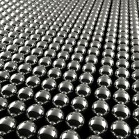 Chrome balls by Squint911