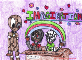 9- Imagination by Spoiler-Ticket