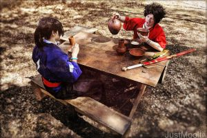 Champloo by JustMoolti