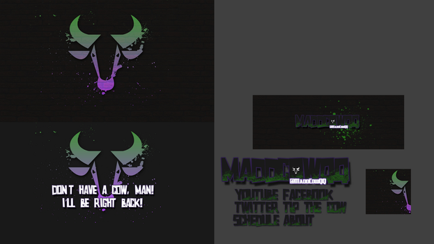 Madcow Promo by WConman88