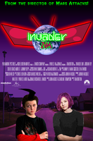 Invader Zim - Movie Poster by LoudNoises