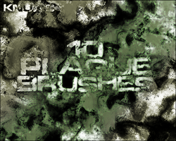 Knux's Plague Brush Pack by Knux57