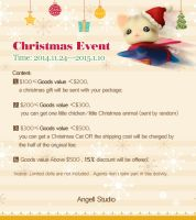 Christmas Event by Angell-studio