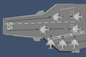 Carrier USA Test by WS-Clave