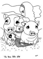 The three Little Pigs by atomikheart
