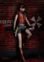 Claire Redfield by Balakir