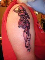Tali Tattoo by mingadolin