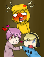 Pewdiepie - Bad Piggeh!! by Yaoi-is-my-life-99