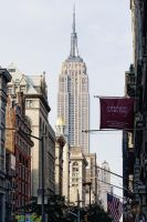 Empire State Building by Stilfoto