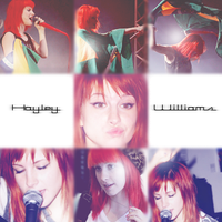 Hayley Williams Icons by BreeIllidan